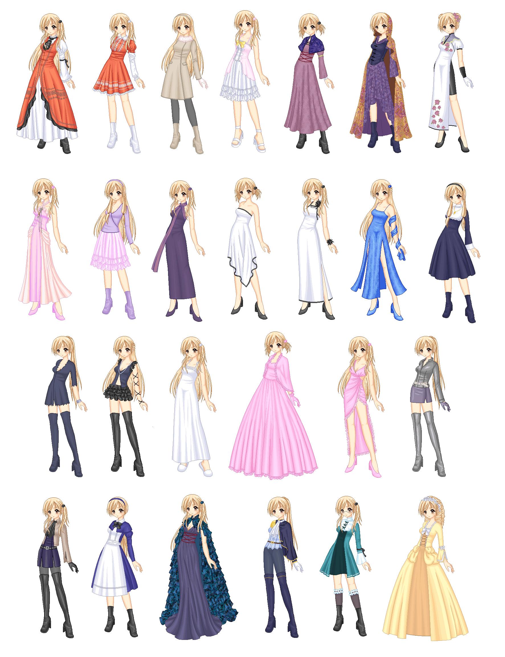 Princess Maker 4 by Eranthe