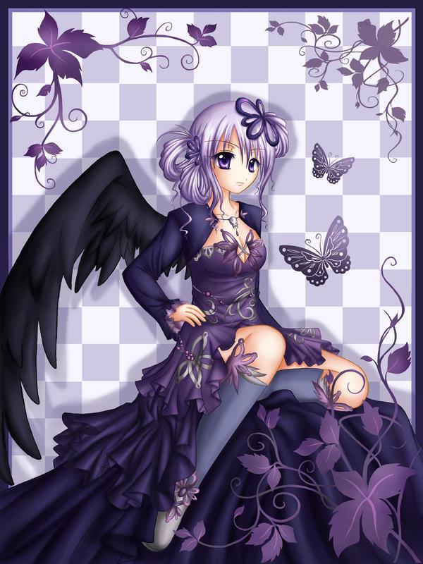 Fallen Angel Eleora by Eranthe on DeviantArt