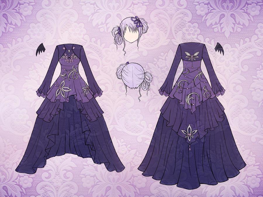 fallen angel design by eranthe on deviantart