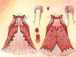 Angel Dress Design