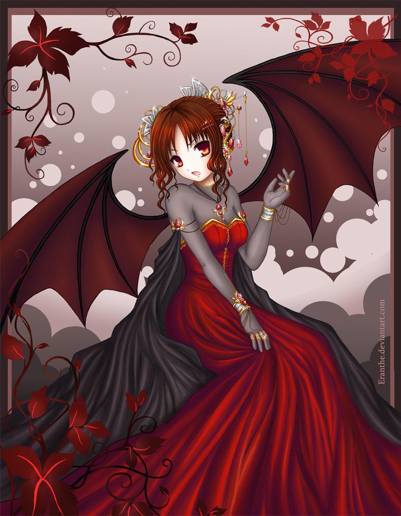 Demon velna by eranthe on deviantart - Photo manga fille ...