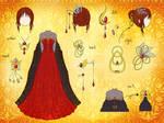 Dress Design: demon