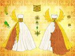 God Adelheid Dress Design
