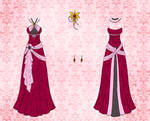 Minwa dress design