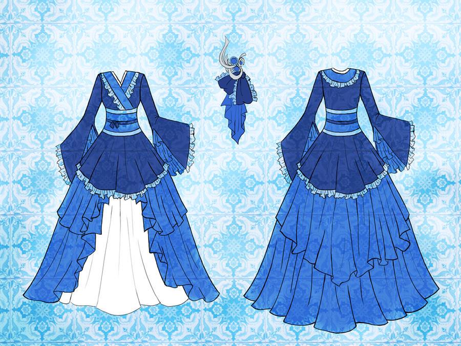 manga dress