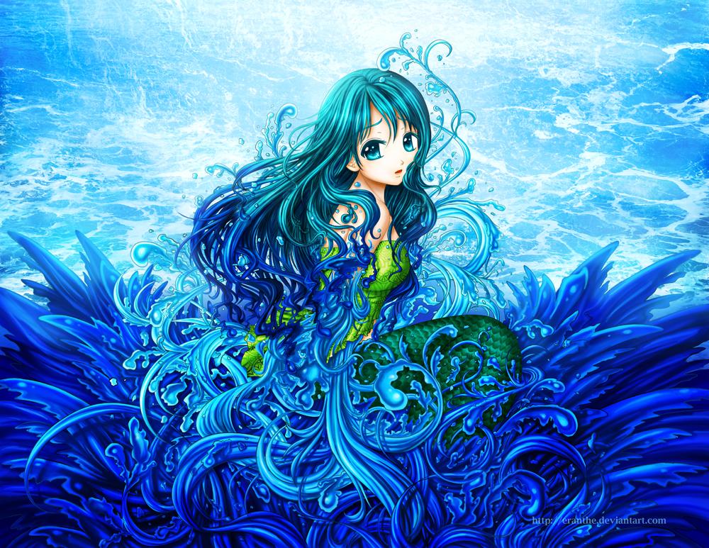 Little Mermaid by Eranthe