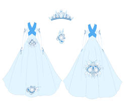 Diamond Dress Design by Eranthe