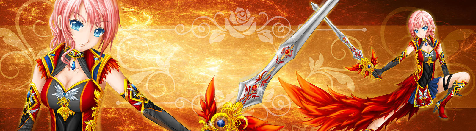 Final Fantasy XIII:Lightning returns Customization by Eranthe