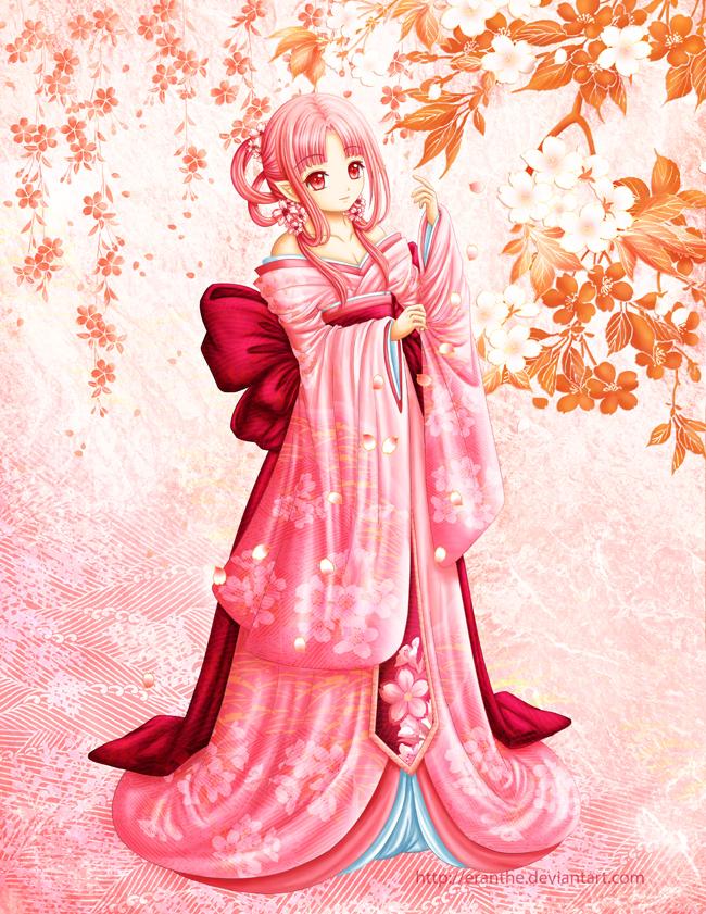 Sakura by Eranthe