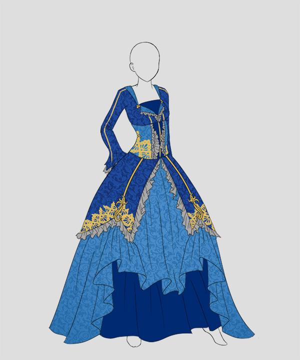 Adoptable#3: Dress [closed] By Eranthe On DeviantArt