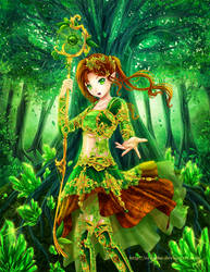 Elements: Earth by Eranthe