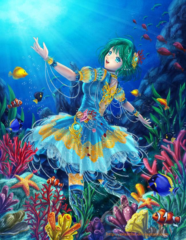 Anime Water Elemental | www.pixshark.com - Images ...