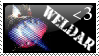 Weldar Stamp by KingGiantess