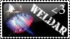 Weldar Stamp by KingGiantess