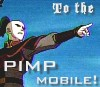 To the Pimp Mobile by Death-by-Clarinet