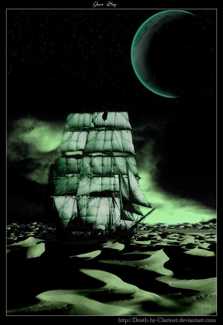 Ghost Ship.