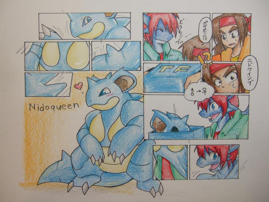 NidoqueenTGTF by POKA-chan