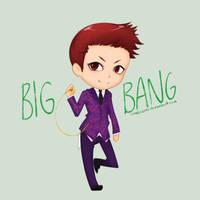 BIGBANG -- Seungri chibi by ninetozero