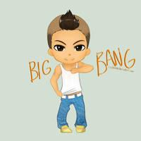 BIGBANG -- Taeyang chibi by ninetozero