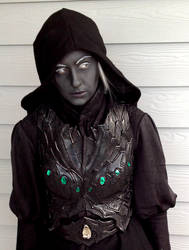 Hooded Priestess by MisstressYvoni