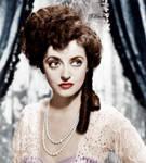 Bette Davis colorization