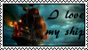I love my ship stamp by PervKapitan