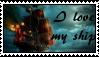 I love my ship stamp by PervKapitan