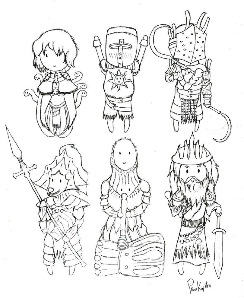 chibi_dark_souls_i_characters_part_1_by_