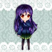 Kuroyukihime - raffle prize~ by dathie