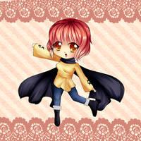 Orange~ kiriban prize by dathie