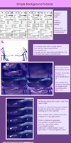 Simple Background tutorial