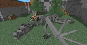 Minecraft Dovahkiin