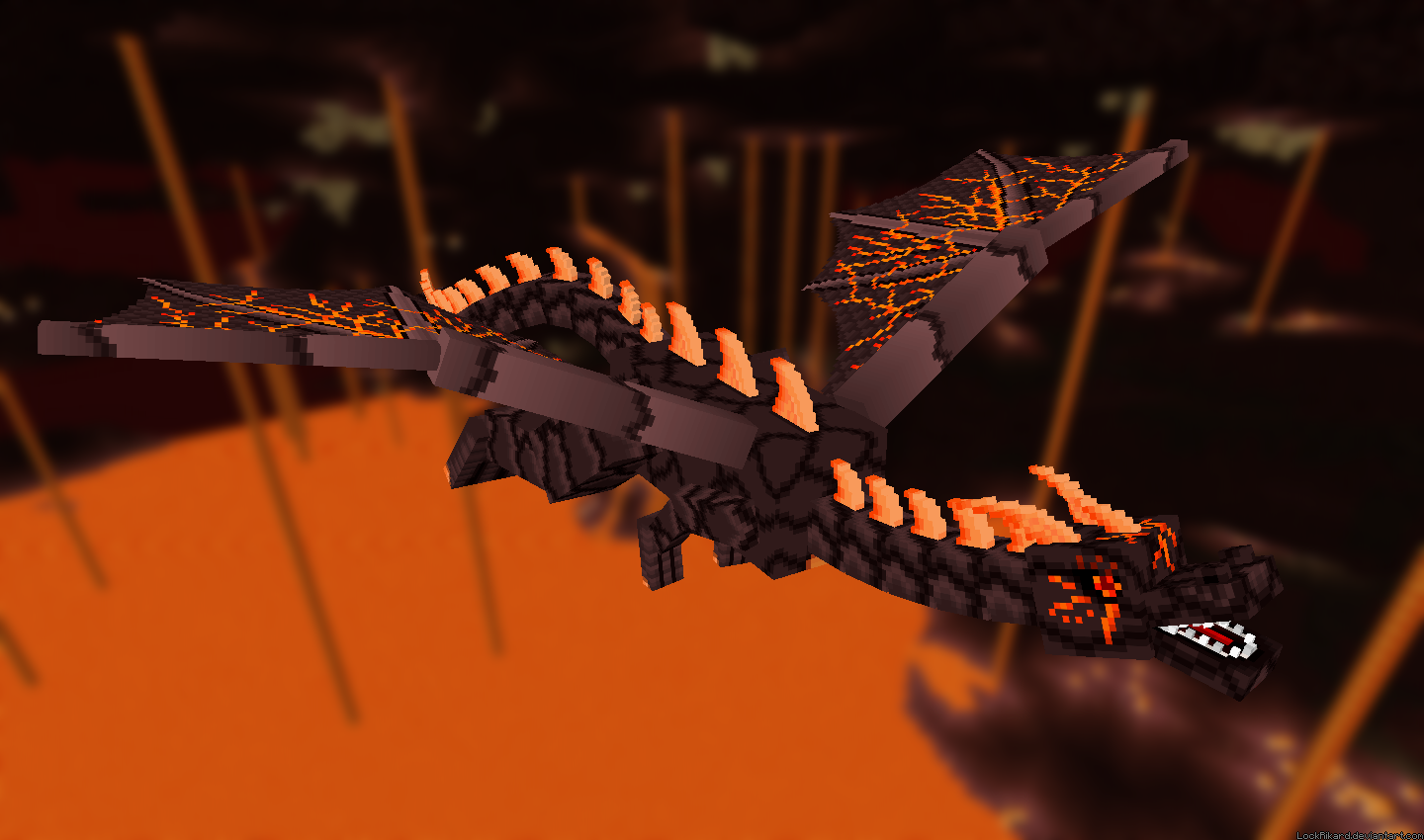 Part 1 what do you want in minecraft nether dragon