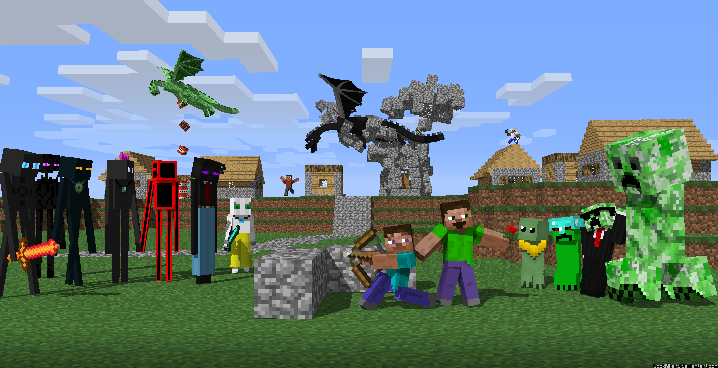 Minecraft Big Cats Mod Download