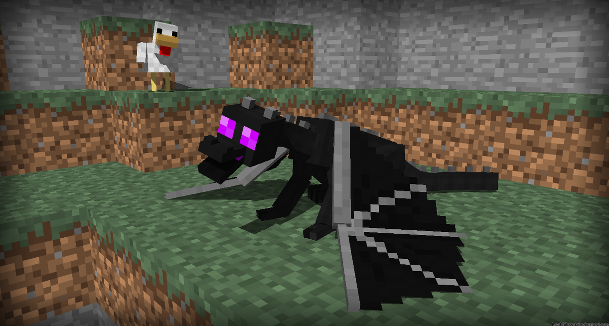 Download Wallpaper Minecraft Cute - enderdragon_hatchling_by_lockrikard-d4s7zd9  Pic_327838.png