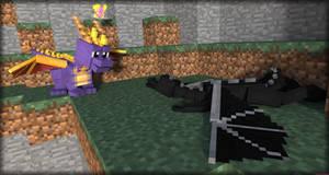 Spyro makes a new friend