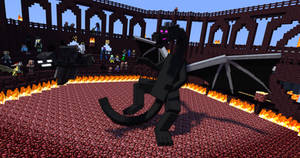 Wither vs. Enderdragon