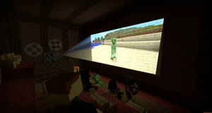 Movie Theater by LockRikard