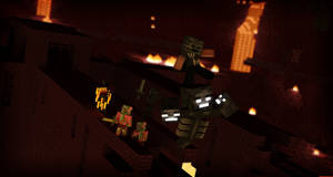 The adventures of Wither-Man