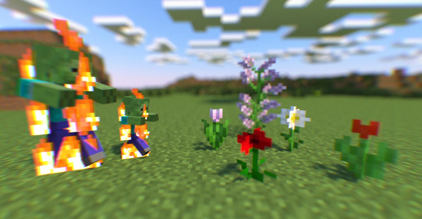 Plants vs. zombies by LockRikard