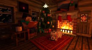Steve's Christmas Cabin
