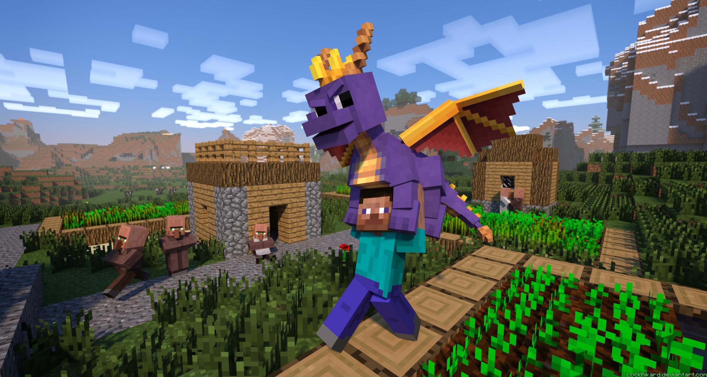 Grab a Spyro by LockRikard