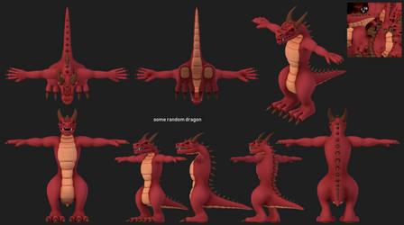 some dragon