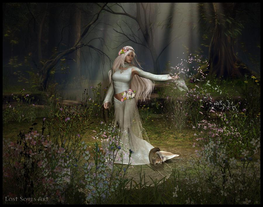 Mother Nature by LostSoulsArt on DeviantArt
