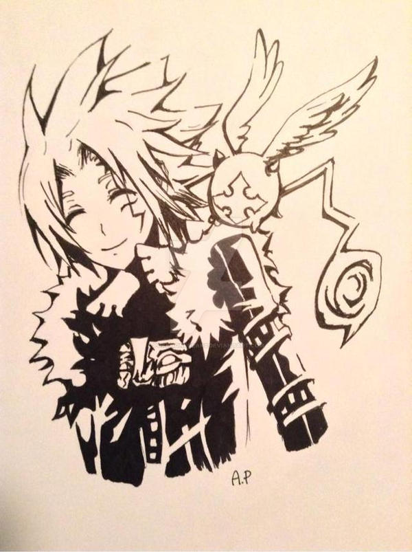 Allen Walker D.Gray Man by pokemonfreak2