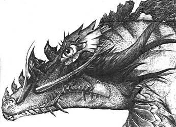 Generic Dragon by AriBach