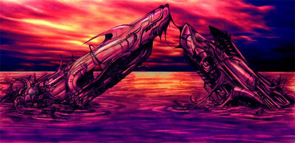 Hell Sea by AriBach