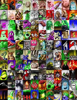 100 Snail Factories
