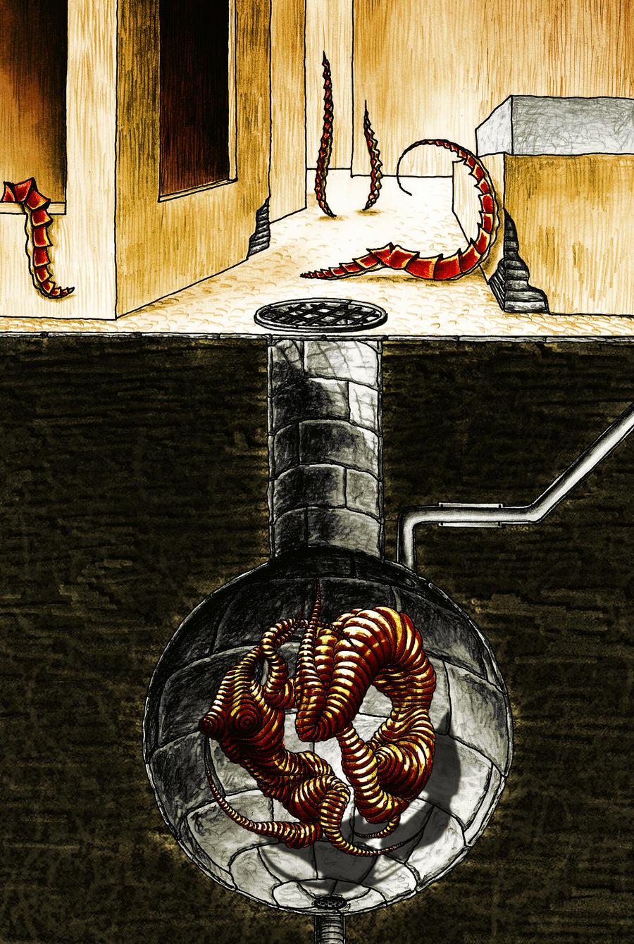 Cistern by AriBach