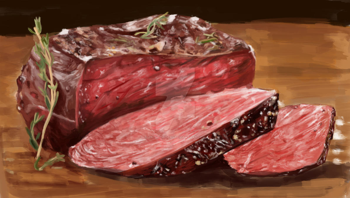 Meat by AshenCinders